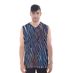 Abstract Background Wallpaper Men s Basketball Tank Top