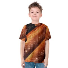Magic Steps Stair With Light In The Dark Kids  Cotton Tee
