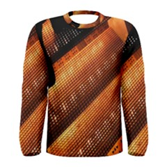 Magic Steps Stair With Light In The Dark Men s Long Sleeve Tee
