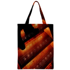 Magic Steps Stair With Light In The Dark Zipper Classic Tote Bag