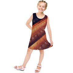 Magic Steps Stair With Light In The Dark Kids  Tunic Dress