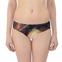 3d Illustration Of A Mysterious Place Hipster Bikini Bottoms