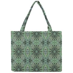 Seamless Abstraction Wallpaper Digital Computer Graphic Mini Tote Bag
