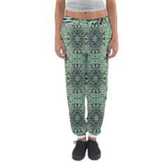 Seamless Abstraction Wallpaper Digital Computer Graphic Women s Jogger Sweatpants