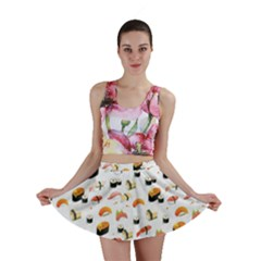 Sushi Lover Mini Skirt