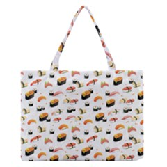 Sushi Lover Medium Zipper Tote Bag