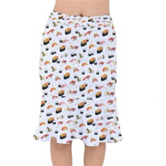 Sushi Lover Mermaid Skirt