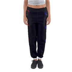 Tranquil Abstract Pattern Women s Jogger Sweatpants
