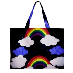 Rainbow Animation Mini Tote Bag