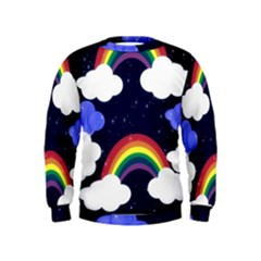 Rainbow Animation Kids  Sweatshirt