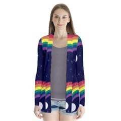 Rainbow Animation Cardigans