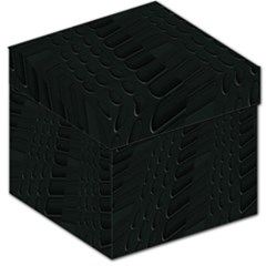Abstract Clutter Storage Stool 12