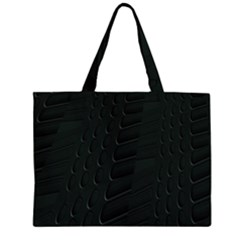 Abstract Clutter Large Tote Bag