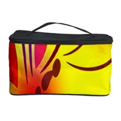 Butterfly Background Wallpaper Texture Cosmetic Storage Case