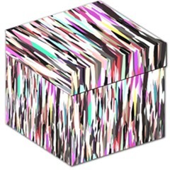 Randomized Colors Background Wallpaper Storage Stool 12