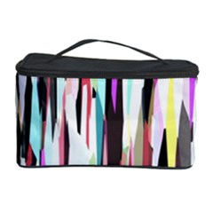 Randomized Colors Background Wallpaper Cosmetic Storage Case