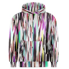 Randomized Colors Background Wallpaper Men s Zipper Hoodie