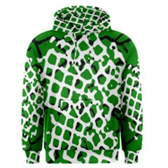 Abstract Clutter Men s Pullover Hoodie
