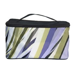 Wavy Ribbons Background Wallpaper Cosmetic Storage Case