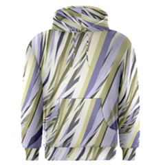 Wavy Ribbons Background Wallpaper Men s Pullover Hoodie