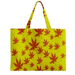 Autumn Background Medium Tote Bag