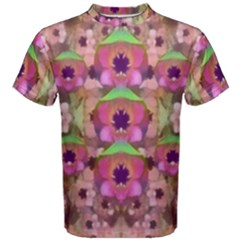 It Is Lotus In The Air Men s Cotton Tee