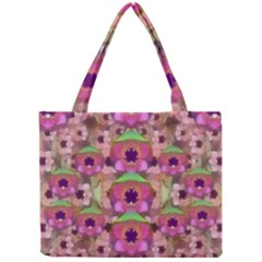It Is Lotus In The Air Mini Tote Bag