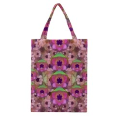 It Is Lotus In The Air Classic Tote Bag