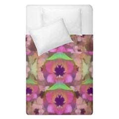 It Is Lotus In The Air Duvet Cover Double Side (Single Size)