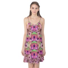 It Is Lotus In The Air Camis Nightgown