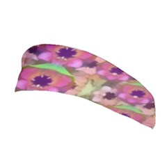 It Is Lotus In The Air Stretchable Headband