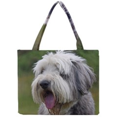 Bearded Collie Mini Tote Bag