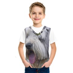 Bearded Collie Kids  SportsWear