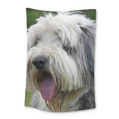 Bearded Collie Small Tapestry