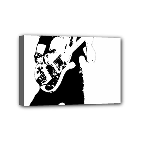 Lemmy   Mini Canvas 6  x 4