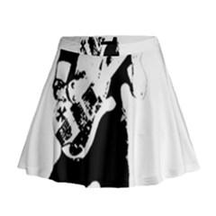 Lemmy   Mini Flare Skirt