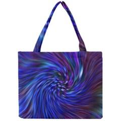 Stylish Twirl Mini Tote Bag