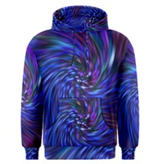 Stylish Twirl Men s Pullover Hoodie