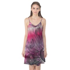 Love Hearth Background Wallpaper Camis Nightgown