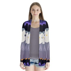 Fractal Image With Penguin Drawing Cardigans