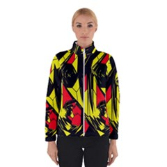 Easy Colors Abstract Pattern Winterwear