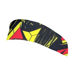 Easy Colors Abstract Pattern Stretchable Headband
