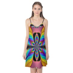 Fractal Butterfly Camis Nightgown