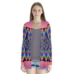 Fractal Butterfly Cardigans