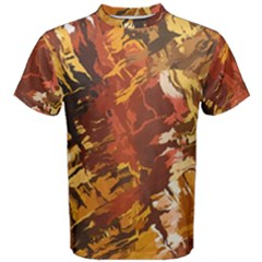 Abstraction Abstract Pattern Men s Cotton Tee