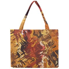 Abstraction Abstract Pattern Mini Tote Bag