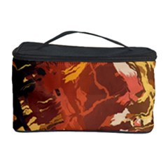 Abstraction Abstract Pattern Cosmetic Storage Case