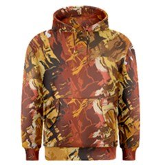Abstraction Abstract Pattern Men s Pullover Hoodie