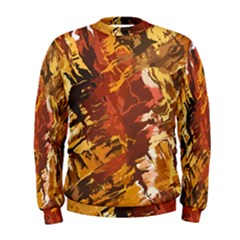 Abstraction Abstract Pattern Men s Sweatshirt