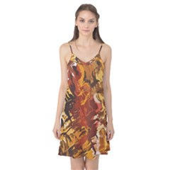 Abstraction Abstract Pattern Camis Nightgown